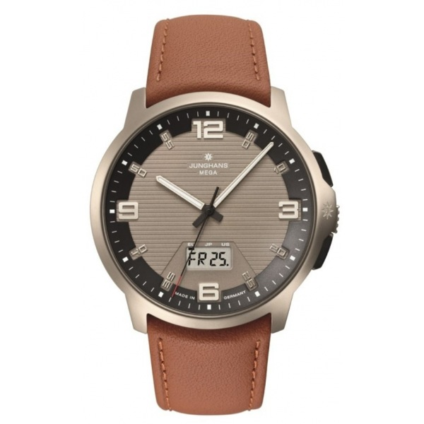Junghans Force Solar Radio Controlled 018/1434.44