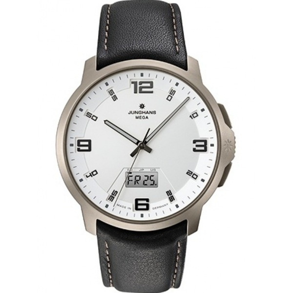 Junghans Force Solar Radio Controlled 018/1435.44