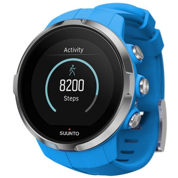 SUUNTO MMultisportuhr Spartan Sport Blue HR SS022652000