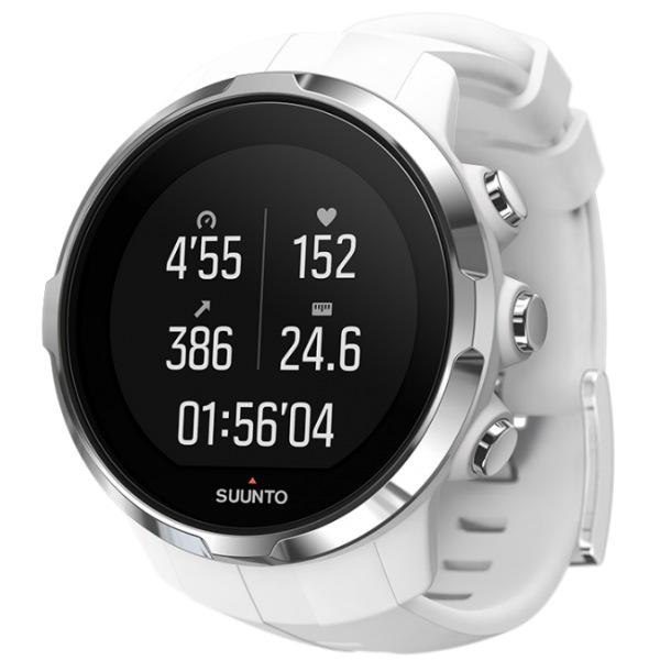 SUUNTO Multisportuhr Spartan Sport White HR SS022650000